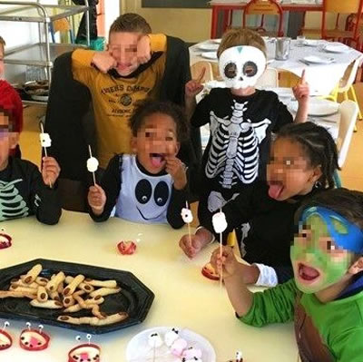 Atelier patisseries creatives halloween centre loisirs aucamville